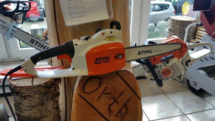 Angebote                                          Hobbysägen:                     Stihl - MSE 170 Carving Version (Aktionsangebot!)