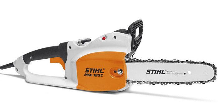 Motorsägen:                     Stihl - MSE 190