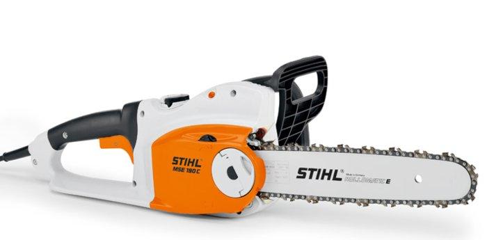 Angebote                                          Elektrosägen:                     Stihl - MSE 190 C-BQ (35 cm)  (Empfehlung!)