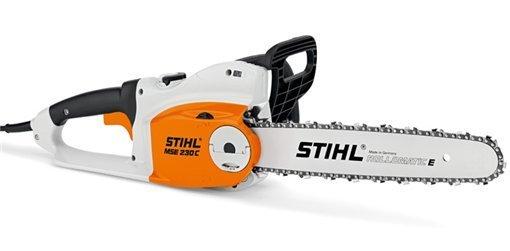 Angebote                                          Elektrosägen:                     Stihl - MSE 230 C-BQ (40 cm)  (Empfehlung!)