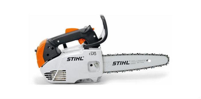 Angebote                                          Top-Handle-Sägen:                     Stihl - MS 150 TC-E 30 cm (Empfehlung!)
