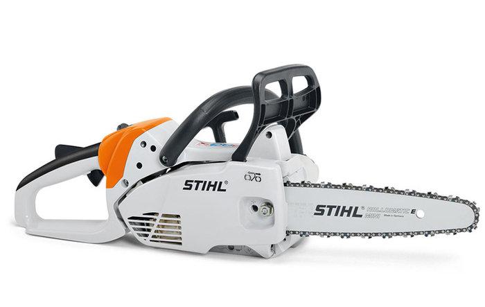 Profisägen:                     Stihl - MS 151 C-E 30 cm