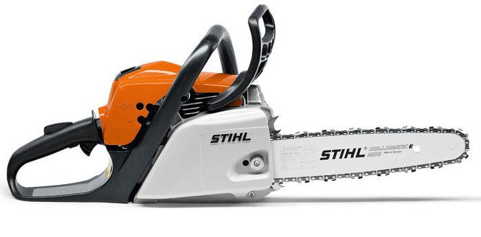 Angebote                                          Hobbysägen:                     Stihl - MS 181 (35 cm) (Aktionsangebot!)