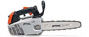 Top-Handle-Sägen:                     Stihl - MS 192 TC-E (30 cm)