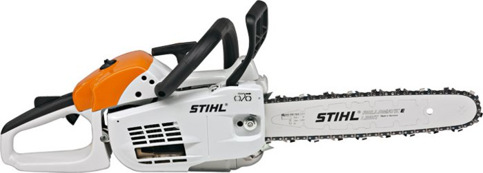 Top-Handle-Sägen:                     Stihl - MS 201 (30 cm)