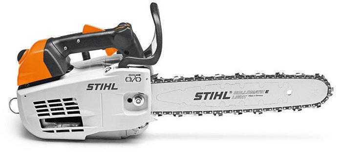 Gebrauchte                                          Top-Handle-Sägen:                     Stihl - MS 201 TC-M (35 cm) (gebraucht)