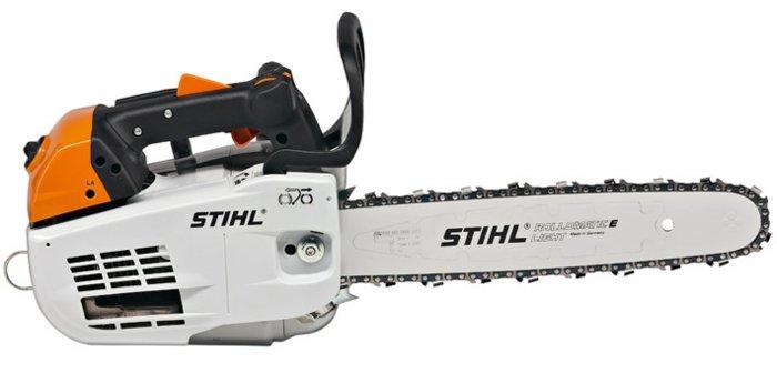 Mieten                                          Top-Handle-Sägen:                     Stihl - MS 201 T (35 cm)  (mieten)