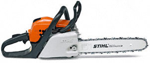 Angebote                                          Hobbysägen:                     Stihl - MS 211 C-BE (35 cm) (Empfehlung!)