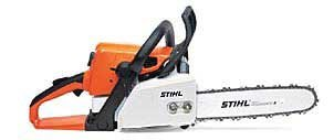 Hobbysägen:                     Stihl - MS 230 C-BE (35 cm)