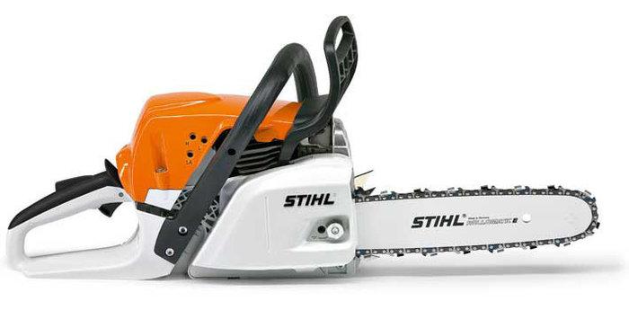 Angebote                                          Hobbysägen:                     Stihl - MS 231 (30 cm) (Schnäppchen!)