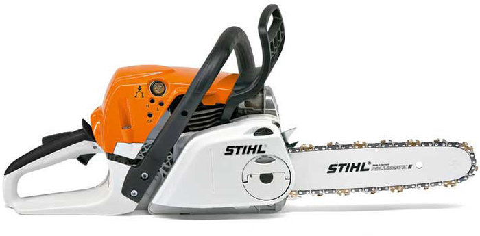 Hobbysägen:                     Stihl - MS 231 C-BE