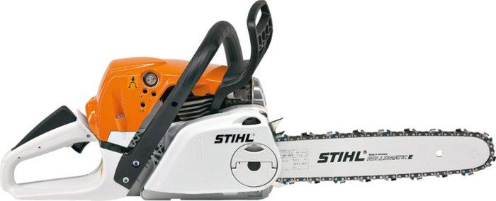Hobbysägen:                     Stihl - MS 251 C-BEQ (40 cm)