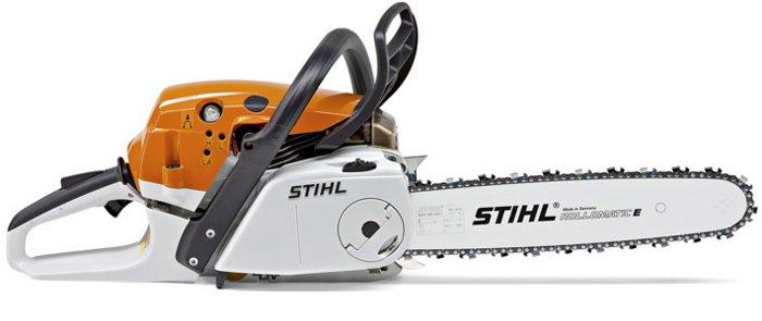 Profisägen:                     Stihl - MS 261 C-BE (40 cm)