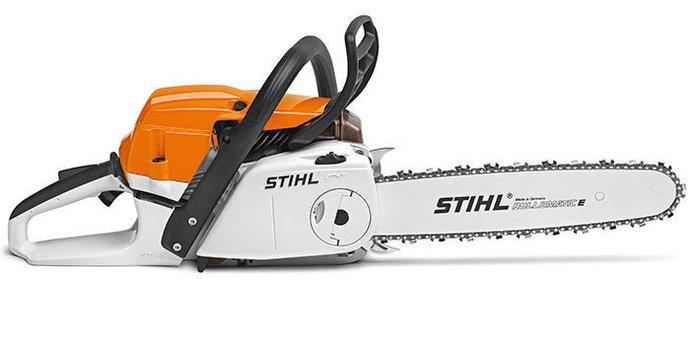 Profisägen:                     Stihl - MS 261 C-BM
