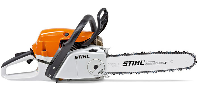 Profisägen:                     Stihl - MS 261 C-BM (40 CM)