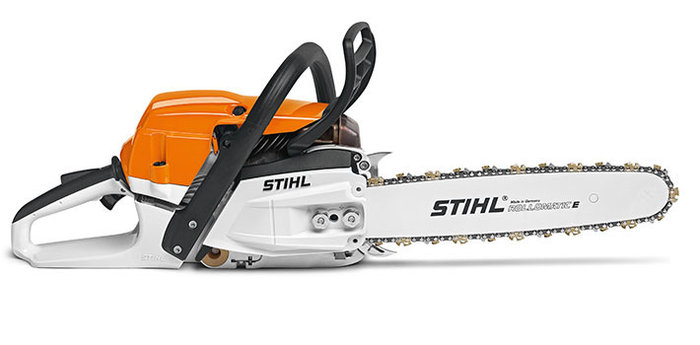 Profisägen:                     Stihl - MS 261 C-M mit Rapid Duro 3