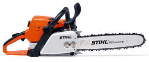Farmersägen:                     Stihl - MS 310 (40cm)