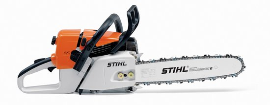 Profisägen:                     Stihl - MS 341 (40cm)