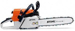 Profisägen:                     Stihl - MS 341 (45cm)