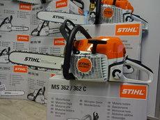 Motorsägen: STIHL - MS 362 C-M Profi-Motorsäge