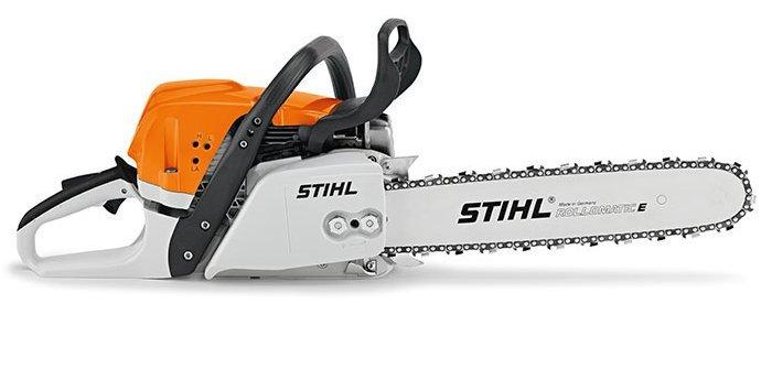Farmersägen:                     Stihl - MS 391 (37 cm)