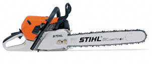 Profisägen:                     Stihl - MS 441 (45cm)