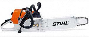 Rettungssägen:                     Stihl - MS 460-R