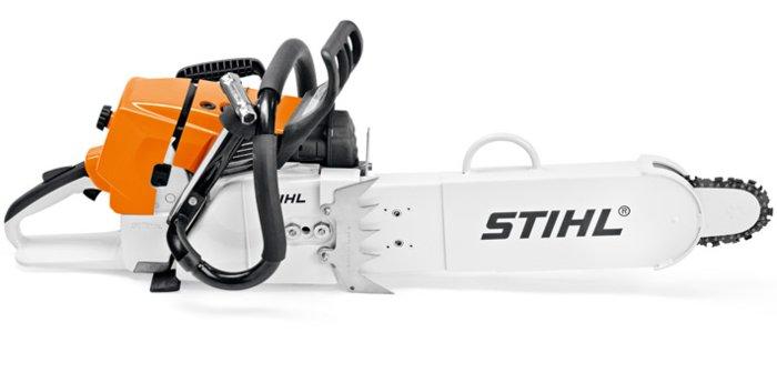 Rettungssägen:                     Stihl - MS 461-R