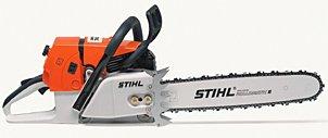 Profisägen:                     Stihl - MS 650 (45 cm)