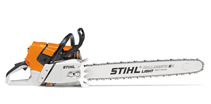 Profisägen:                     Stihl - MS 661 C-MW (80 cm)