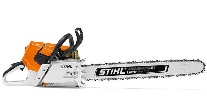 Profisägen:                     Stihl - MS 661 C-M (50 cm)