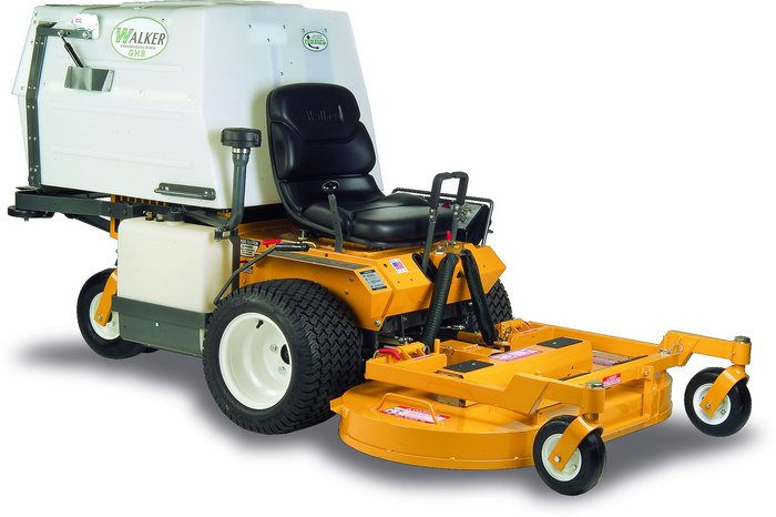 Zero-Turn:                     Walker Mowers - MT-GHS 26