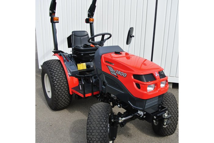 Angebote                                          Anbaugeräte:                     Mitsubishi Kleintraktoren - MT 1800DE 18G (Aktionsangebot!)