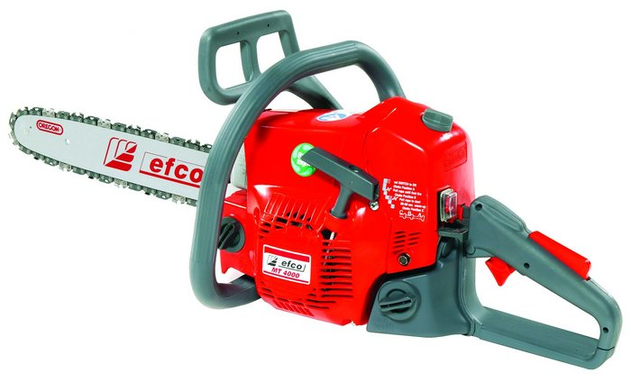 Hobbysägen:                     Efco - MT 4000