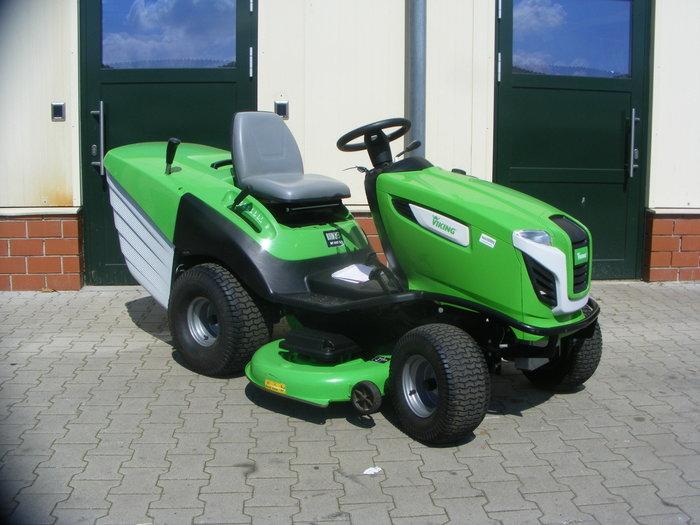 Gebrauchte                                          Aufsitzmäher:                     Viking - MT 6127 ZL (gebraucht)