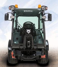 Kommunalfahrzeuge: Multihog - MULTIHOG-SERIE CX 55