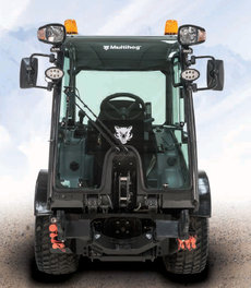 Kommunalfahrzeuge: Multihog - MULTIHOG-SERIE CX 75