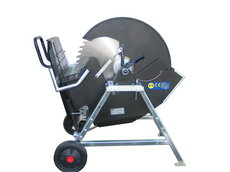 Wippkreissägen: Widl - W-SEC Typ ZMG 700 CS-KV 8 kW