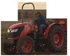 Allradtraktoren: Kubota - L 5040-II GSTC (4WD, CAB)