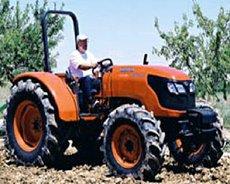Allradtraktoren: Kubota - L 5740-II H (4WD, CAB)