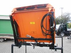Gebrauchte  Kommunaltechnik: Wicke  - Mähcontainer 2200  (gebraucht)