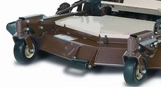 Zero-Turn Zubehör: Grasshopper - Montagekit Metallfangbox Hochentleerung