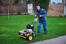 Reparatur: SERVICE - Mähroboter - Installation - Mähroboter - Service - Husqvarna - Automower®