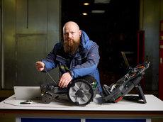 Reparatur: SERVICE - Mähroboter - Service - Husqvarna - Automower®
