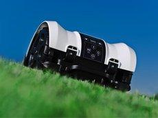 Mähroboter: Herkules - Wiper Professional Yard 101 S Plus inkl. Bluetooth & GSM-Modul & GPS