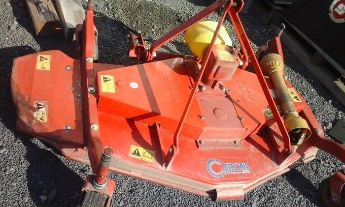 Gebrauchte                                          Grünlandtechnik:                     caoroni - Mähwerk Caroni SPA (gebraucht)