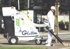 Sauger: Glutton - Müllsauger