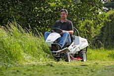 Aufsitzmäher: Husqvarna - Rider R 318