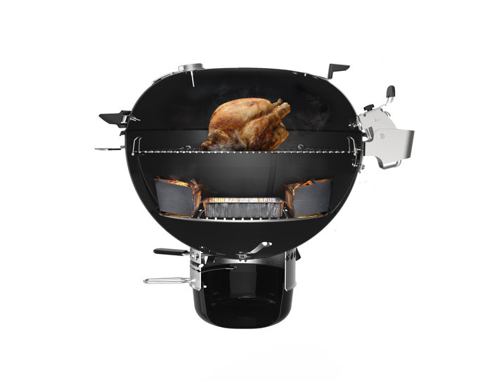 Weber Elektrogrill Aktion : Weber grill u master touch gbs premium se e cm art nr