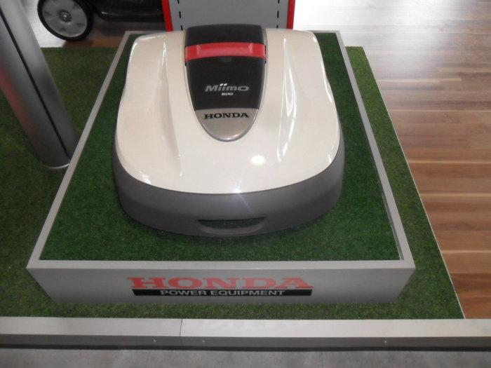 Mähroboter:                     Honda - Miimo 500